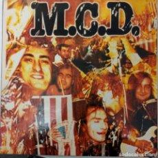 Disques de vinyle: LP M.C.D.. Lote 276404323