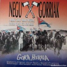 "Disques de vinyle: LP NEGU GORRIAK ""GORA HERRIA"". Lote 276405013"