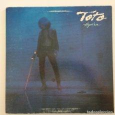 Discos de vinilo: TOTO – HYDRA USA,1979 COLUMBIA. Lote 276419418