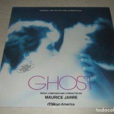 Discos de vinil: VINILO LP PELICULA GHOST. Lote 276422023