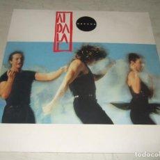 Discos de vinilo: VINILO LP MECANO - AIDALAI. Lote 276422288