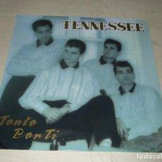 Discos de vinilo: VINILO LP TENNESSEE - TONTO POR TI. Lote 276422363
