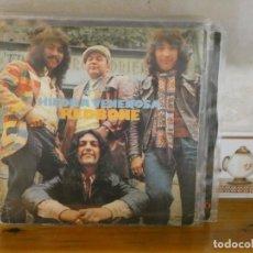 Discos de vinilo: DISCO 7 PULGADAS REDBONE HIEDRA VENENOSA 1973 ROCK INDIOS AMERICANOS. Lote 276424883