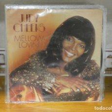Discos de vinilo: DISCO 7 PULGADAS SINGLE JUDY CHEEKS MELLOW LIVING BUEN ESTADO. Lote 276425083