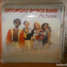 Discos de vinilo: DISCO 7 PULGADAS SINGLE GOOMBAY DANCE BAND MY BOONIE BUEN ESTADO GENERAL. Lote 276425248