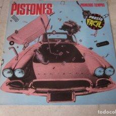 Disques de vinyle: PISTONES - PRIMEROS TIEMPOS LP - PRODUCCIONES TWINS 1984. Lote 276434738