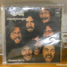 Discos de vinilo: DISCO 7 PULGADAS SINGLE ESPAÑOL DR HOOK AND MEDICINE SHOW LLEVEAME CARRIE 1972. Lote 289392233