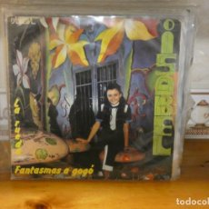 Discos de vinilo: DISCO 7 PULGADAS SINGLE ISABEL FANTASMAS A GOGO SPANISH BIZARRO 1970. Lote 276454588
