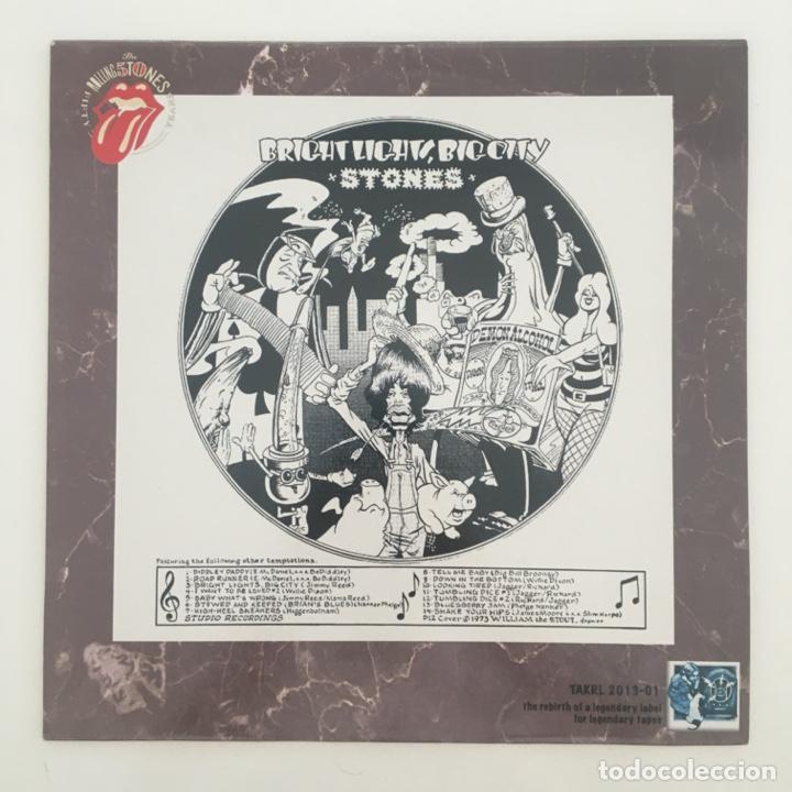 ROLLING STONES - BRIGHT LIGHTS, BIG CITY, UNOFFICIAL, EUROPE 2013 THE AMAZING KORNYFONE RECORD LABEL (Música - Discos - LP Vinilo - Pop - Rock - Internacional de los 70)