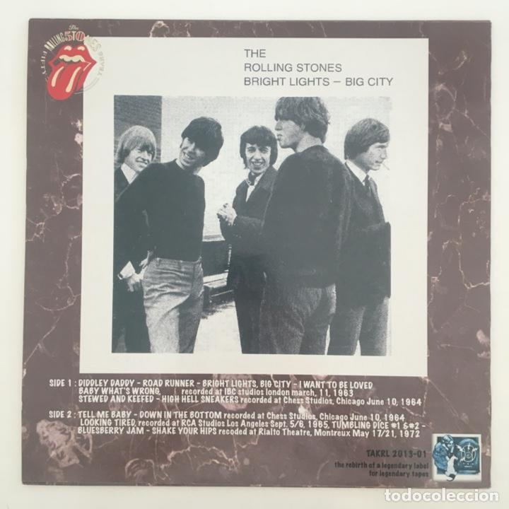 Discos de vinilo: Rolling Stones - Bright Lights, Big City, Unofficial, Europe 2013 The Amazing Kornyfone Record Label - Foto 2 - 276459553