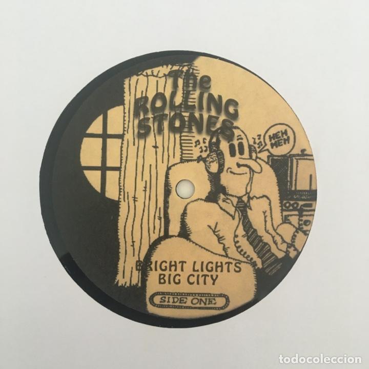 Discos de vinilo: Rolling Stones - Bright Lights, Big City, Unofficial, Europe 2013 The Amazing Kornyfone Record Label - Foto 3 - 276459553