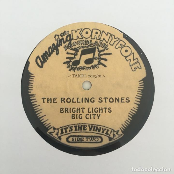 Discos de vinilo: Rolling Stones - Bright Lights, Big City, Unofficial, Europe 2013 The Amazing Kornyfone Record Label - Foto 4 - 276459553