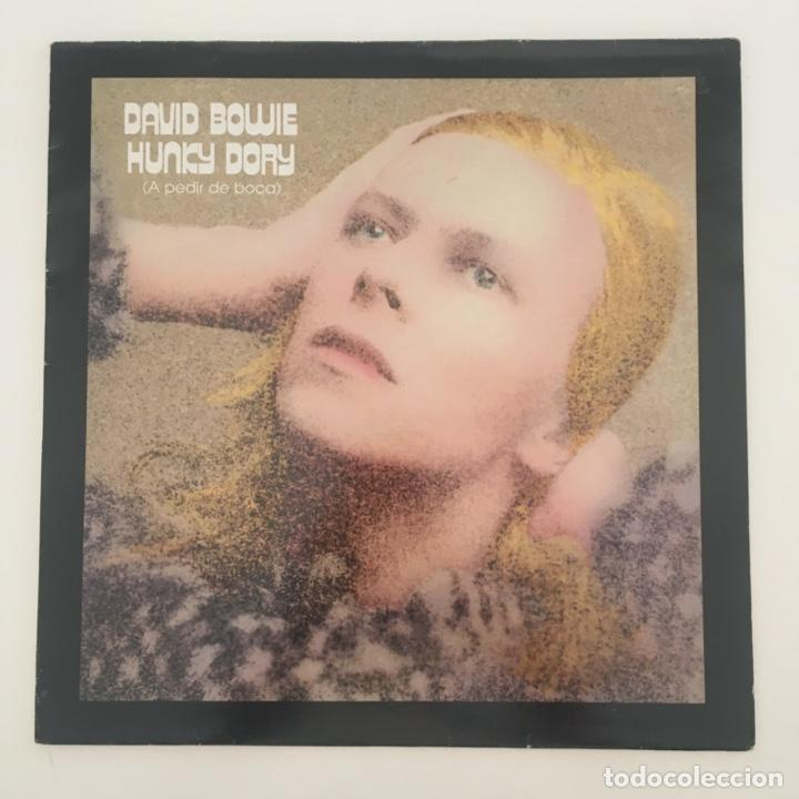 DAVID BOWIE – HUNKY DORY = A PEDIR DE BOCA, UNOFFICIAL, GREEN, SPAIN 2015 RCA VICTOR (Música - Discos - LP Vinilo - Pop - Rock - Internacional de los 70)