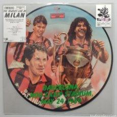 """Discos de vinilo: BEATLES - LIVE IN MILAN - 12"""". Lote 276461368"""