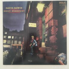 Discos de vinilo: DAVID BOWIE – THE RISE AND FALL OF ZIGGY STARDUST AND THE SPIDERS FROM MARS, UNOFFICIAL, SPAIN 2014. Lote 276464693