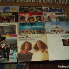 Discos de vinilo: LOTE 25 EP'S Y SINGLES GRUPOS Y SOLISTAS ESPAÑOLES 60/70. Lote 276468328