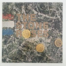 Discos de vinilo: THE STONE ROSES – THE STONE ROSES, UNOFFICIAL, BLUE, UK SILVESTONE RECORDS. Lote 276470008