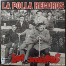 """Discos de vinil: LP LA POLLA """"LOS JUBILADOS"""". Lote 276473283"""