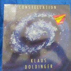 Discos de vinilo: KLAUS DOLDINGER.CONSTELLATION.LP.VANGELIS.ELECTRONICA. Lote 276473713