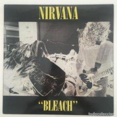 Discos de vinilo: NIRVANA – BLEACH, UNOFFICIAL, YELLOW, AUSTRALIA 2013 WATERFRONT RECORDS. Lote 276473768