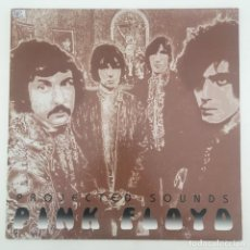 Discos de vinilo: PINK FLOYD – PROJECTED SOUNDS, UNOFFICIAL, RED, 2008 EUROPE SODIUM HAZE RECORDS. Lote 276478213