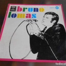 Discos de vinil: BRUNO LOMAS, LP, EN EL DESVÁN ANTIGUO DE MI ABUELA + 13, AÑO 1968. Lote 276480163