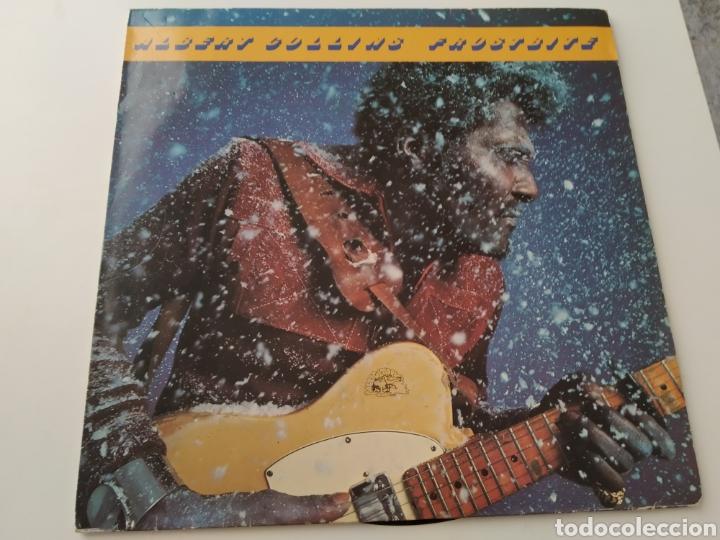 DISCO VINILO LP FROSBITE ALBERT COLLINS. 1980. ALLIGATOR RECORDS. USA. (Música - Discos - LP Vinilo - Jazz, Jazz-Rock, Blues y R&B)