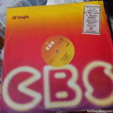 Discos de vinilo: AL DI MEOLA - ROLLER JUBILEE (CBS, UK, 1980). Lote 276492188