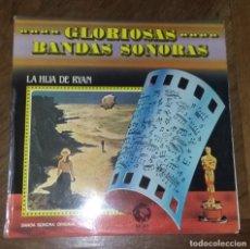 Disques de vinyle: GLORIOSAS BANDAS SONORAS. LA HIJA DE RYAN. PEDIDO MINIMO 3 EUROS.. Lote 276526763