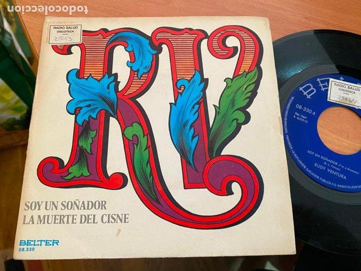 RUDY VENTURA (SOY UN SOÑADOR) SINGLE 1973 ESPAÑA (EPI24) (Música - Discos - Singles Vinilo - Orquestas)