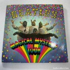 Discos de vinilo: EP BEATLES - MAGICAL MYSTERY TOUR - LABEL AZUL - ODEON - ESPAÑA - AÑO 1967. Lote 276542328