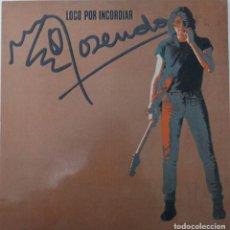 """Discos de vinil: LP ROSENDO """"LOCO POR INCORDIAR"""". Lote 276551543"""
