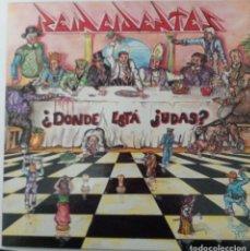 "Discos de vinil: LP REINCIDENTES ""¿DÓNDE ESTÁ JUDAS?"". Lote 276552503"