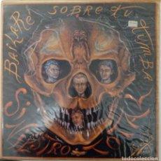 """Disques de vinyle: LP SINIESTRO TOTAL """"BAILARE SOBRE TU TUMBA"""". Lote 276553763"""