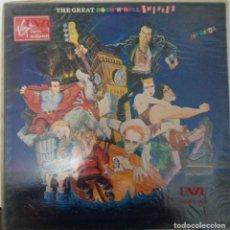 "Disques de vinyle: LP SEX PISTOLS ""THE GREATEST ROCK AND ROLL SWINDLE"". Lote 276554223"
