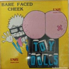 """Disques de vinyle: LP TOY DOLLS """"BARE FACED CHEEK. Lote 276557453"""