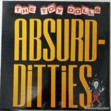 """Disques de vinyle: LP TOY DOLLS """"ABSURD-DITTIES"""". Lote 276557688"""