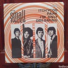 Discos de vinilo: THE SMALL FACES–ITCHYCOO PARK / I'M ONLY DREAMING. EP VINILO PRECINTADO.. Lote 276565833