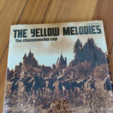 Discos de vinilo: EP VINILO 10 PULGADAS THE YELLOW MELODIES. THE CHAMPIONSHIP CUP. Lote 276566888