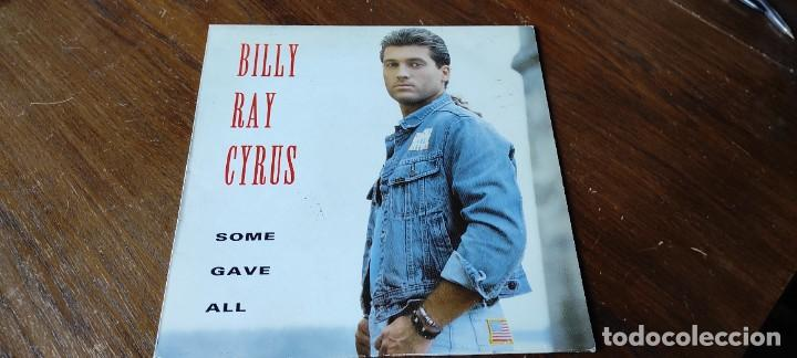 LP VINILO - BILLY RAY CYRUS SOME GAVE ALL (Música - Discos de Vinilo - EPs - Country y Folk)