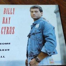 Discos de vinilo: LP VINILO - BILLY RAY CYRUS SOME GAVE ALL. Lote 276567828