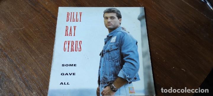 Discos de vinilo: LP VINILO - BILLY RAY CYRUS SOME GAVE ALL - Foto 2 - 276567828