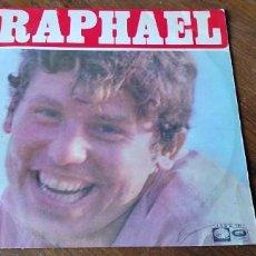 Discos de vinilo: LP VINILO RAPHAEL DE LA PELÍCULA EL GOLFO. Lote 276569888