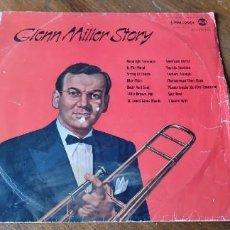 Discos de vinilo: LP VINILO GLENN MILLER STORY. Lote 276571033