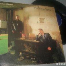 Discos de vinilo: PET SHOP BOYS - IT´S A SIN .. MAXISINGLE DE 1987 - EDICION ESPAÑOLA - EMI - EXTENDED MIX. Lote 276577378