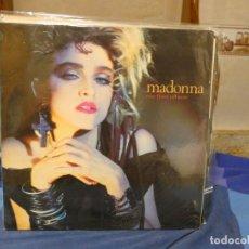 Disques de vinyle: LP ESPAÑA CIRCA 1987 MADONNA THE FIRST ALBUM, MUY BUEN ESTADO 28. Lote 276599593