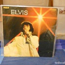 Discos de vinilo: LP DESDE UN EURO A TU RIESGLO ELVIS HOMONIMO 1977 GRAN RALLON EN UNA CARA. Lote 276600613