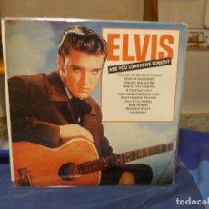 Discos de vinilo: LP ELVIS PRESLEY ARE YOU LONESOME TONIGHT BUEN ESTADO GENERAL. Lote 276600908