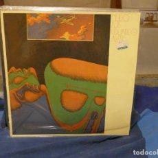 Discos de vinilo: LP LUIS EDUARDO AUTE NUDO 1985 MUY BUEN ESTADO GENERAL. Lote 276601178