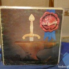 Discos de vinilo: LP ROCK PROGRESIVO MITOS Y LEYENDAS REY ARTURO ESPAÑA 75 MAS QUE ACEPTABLE. Lote 276601198